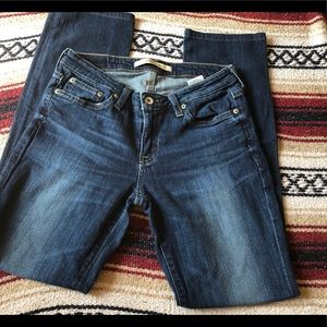 *249 Big Star Straight Leg Jeans